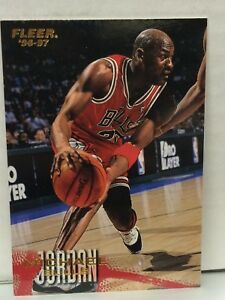 5a2831f2bfe6 Image is loading 96-97-Fleer-Michael-Jordan-13-Chicago-Bulls