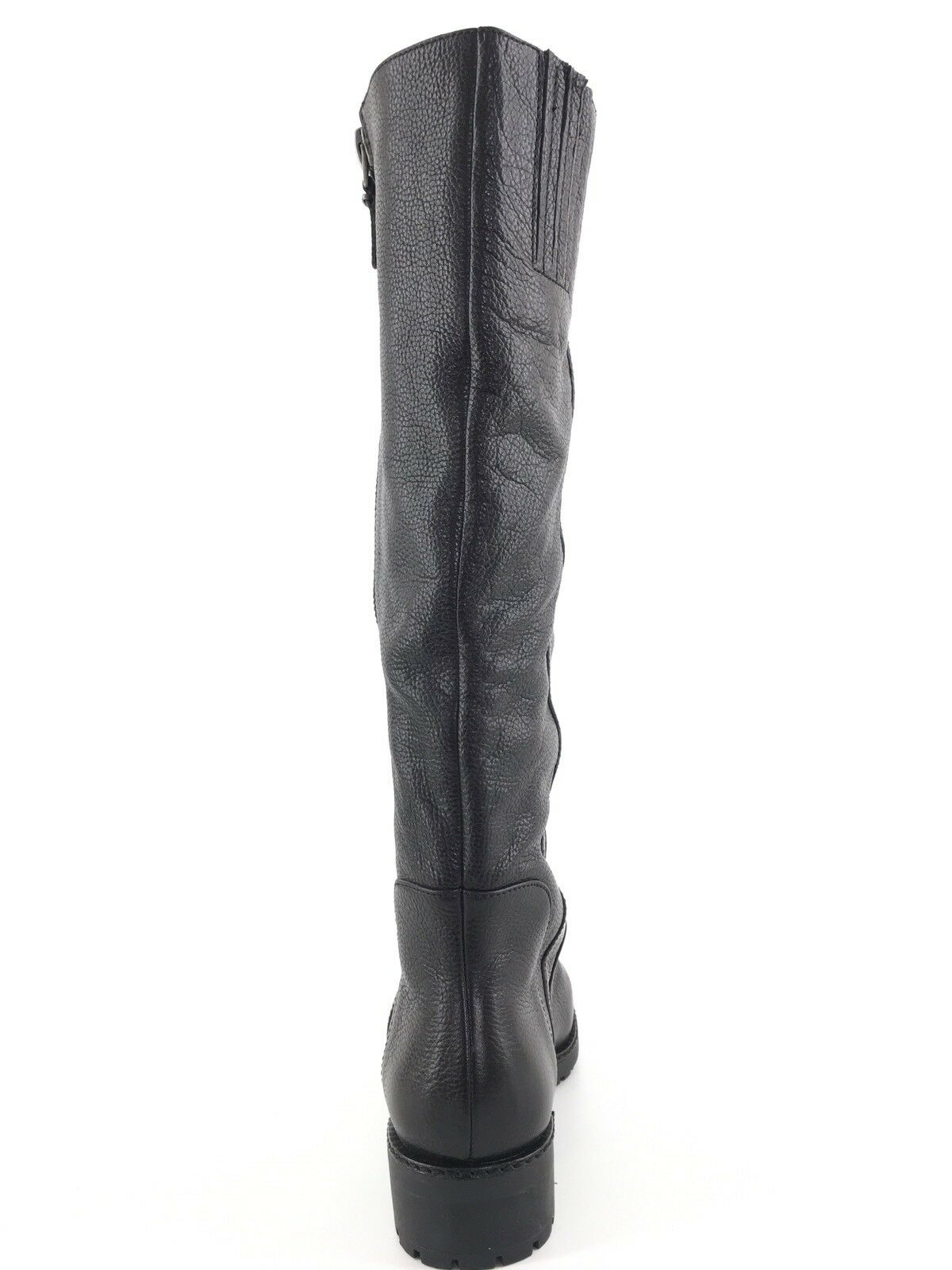 Via Spiga  Edeline  Black Vintage Vintage Vintage Calf Leather Knee High Riding Boots Size 6 M  a33f6b