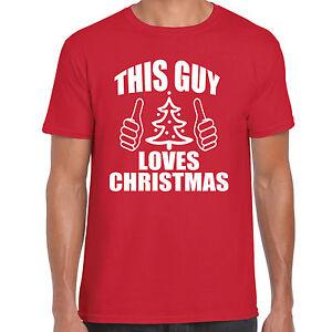 Grabmybits This Guy Loves Weihnachten T Shirt T Shirt