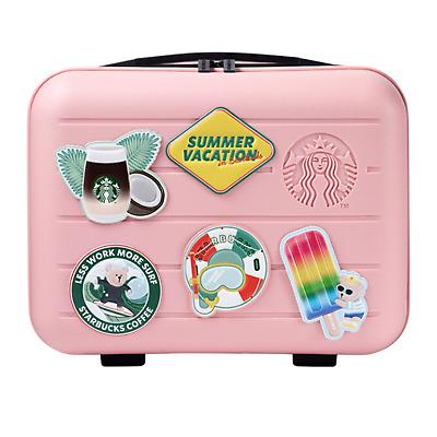 Starbucks Korea Summer Ready Bag Pink 2020 Summer Limited