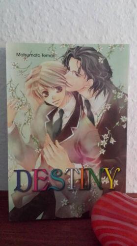 Manga Destiny! OS BL