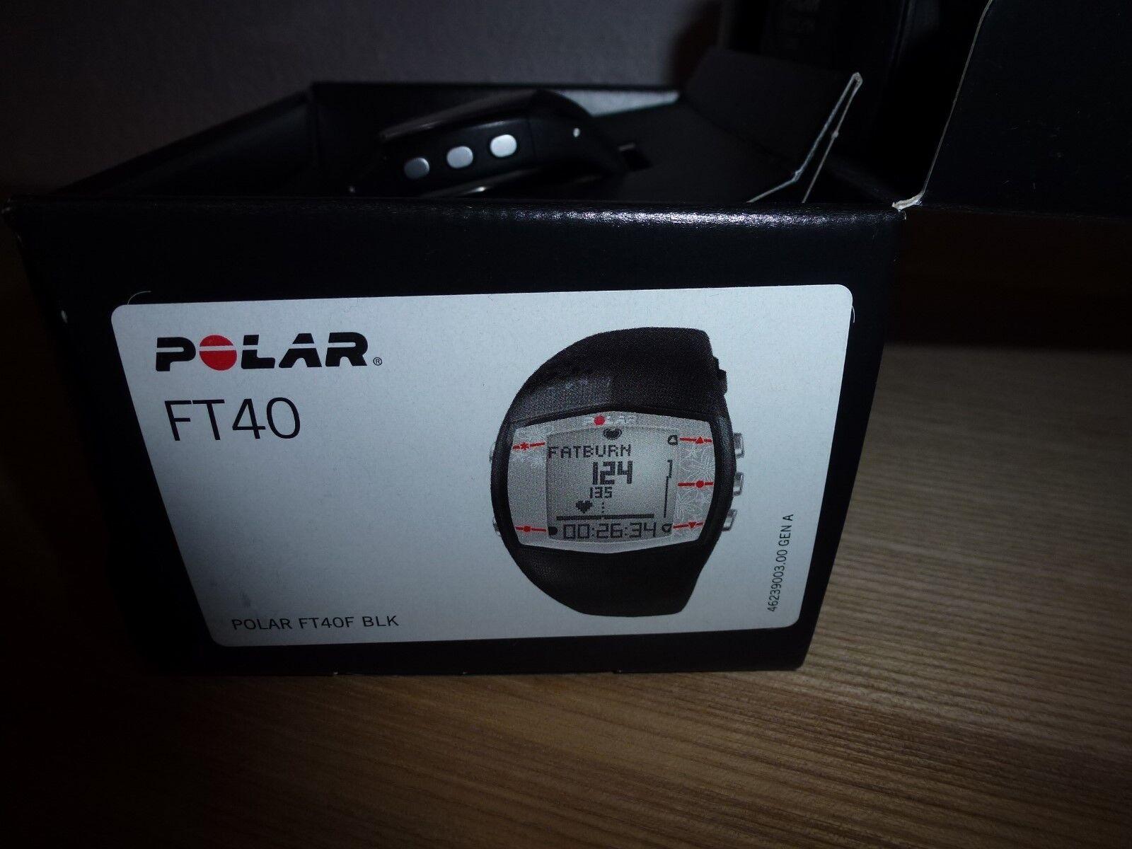 Pulsmesser von von von POLAR, Modell FT40F, TOP bd7ca9