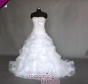 Koenigliches-Brautkleid-Hochzeitskleid-in-Weiss-Groesse-34-bis-54-NEU-W084