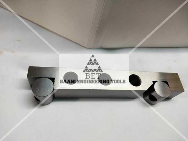"High Precise Sine Bar Very Heavy Duty 8/"" Size 250 X 60 X 40 mm High Quality"