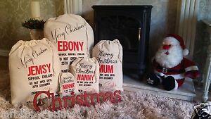 Personalised-Vintage-Style-Merry-Christmas-Santa-Sacks-Signed-Santa-Stocking