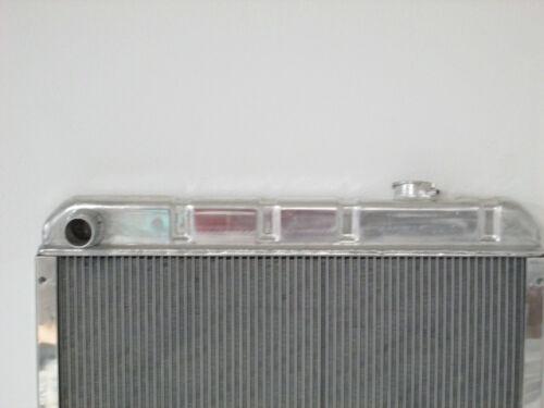 1962 1963 1964 1965 1966 1967 CHEVY II NOVA ALUMINUM RADIATOR DIRECT BOLT IT