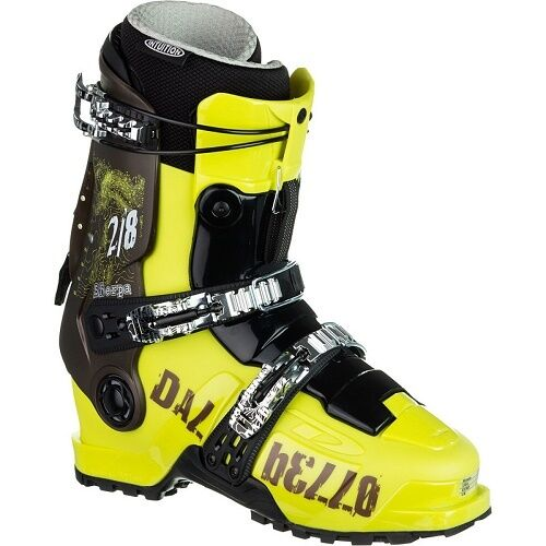 Dalbello Sherpa 2/8 ID  Herren Ski Stiefel Acid Grün Bronze Größe 26.5