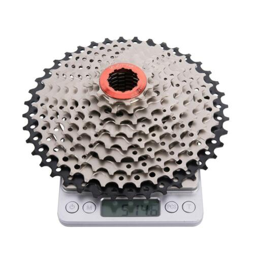 9 Speed 11-40T MTB Mountain Bike Cassette Sprocket Freewheel Accessories H1B2