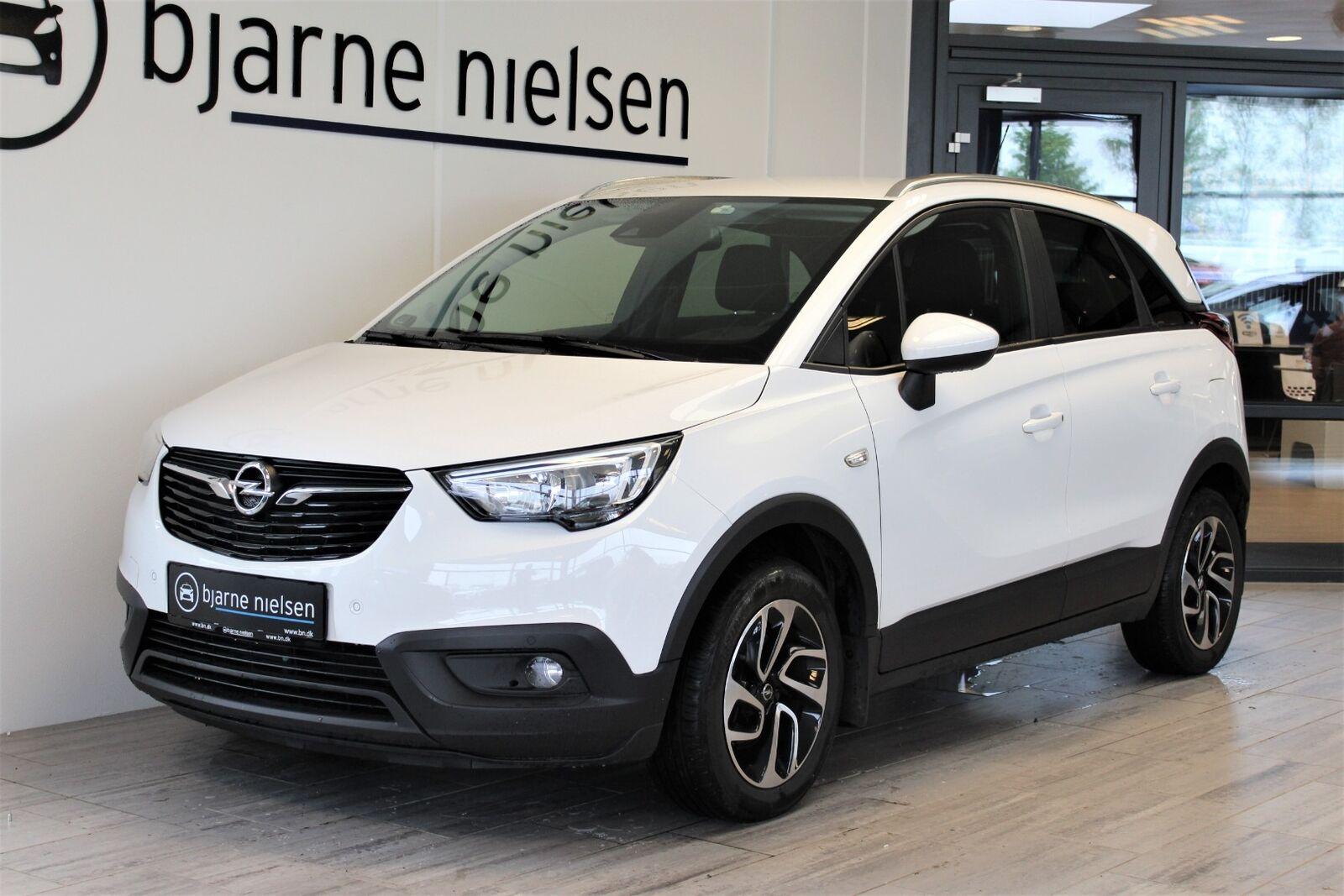 Opel Crossland X Billede 6