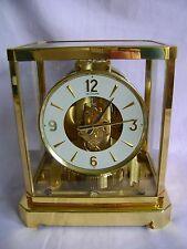 VINTAGE JAEGER LECOULTRE ATMOS CLOCK CALIBER 528-6 1963 JUST FULLY SERVICED