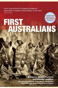 NEW BOOK First Australians (Unillustrated) by Rachel Perkins Marcia Langton 2010