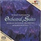 Nikolai Rimsky-Korsakov - Rimsky-Korsakov: Orchestral Suites (2010)