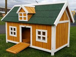 NATURAL-BARN-COOP-RUN-HEN-HOUSE-POULTRY-ARK-HOME-NEST-BOX-COOPS-RABBIT-HUTCH