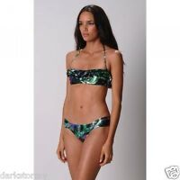 Tigerlily Ladies karlite Bikini Bandeau Style (6) Just Gorgeous Rrp $130