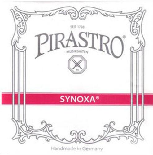 Pirastro Synoxa Cello D String 4//4 Aluminum Medium