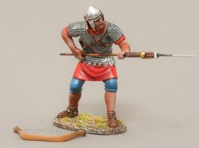 Thomas Gunn Roman Empire rom034a Legionär Auxiliary Archer greeneidigen MIB