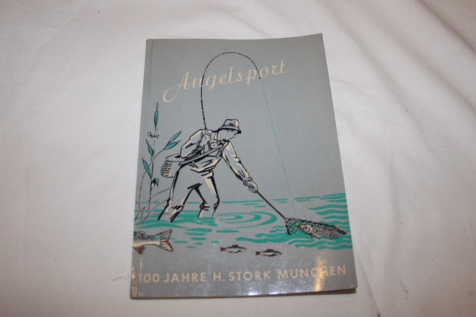 H. StorkAngel dispositivi catalogo  1956