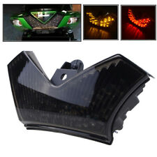 2006-2019 ZX14 ZX14R Red LED Integrated Taillight Tail Signal Light Rear Brake