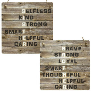 brother sister gift wooden effect rustic meaning plaque sis bro mdf sibling sign ebay. Black Bedroom Furniture Sets. Home Design Ideas