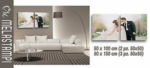 Impression Sur Toile Personnalise Avec Photo Peinture Moderne Decor Maison Idee Ebay