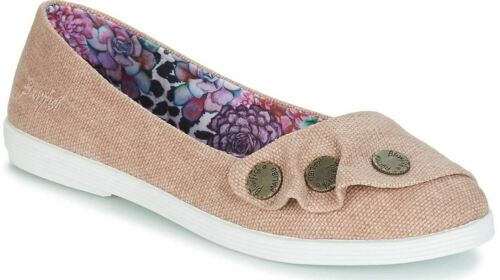 Blowfish Tucia Desert Rose Womens Pumps Slipons Flats Shoes