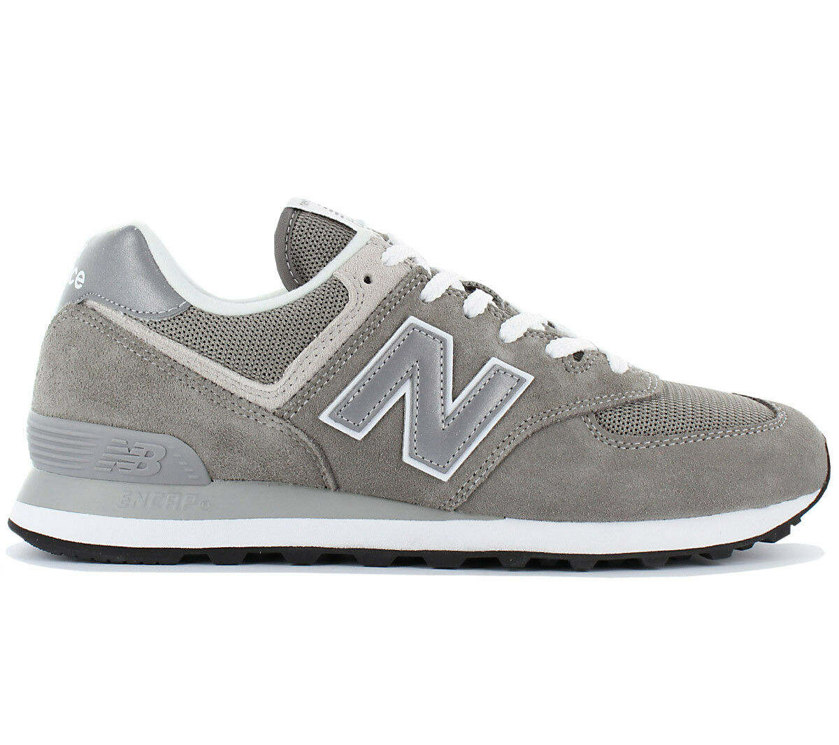 New Balance Classics 19.4oz574EGG Trainers shoes Zapatillas greyes Leisure New
