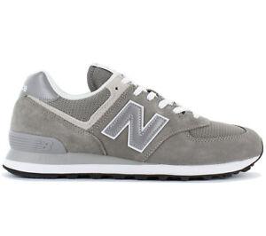New-Balance-Classics-574-ml574egg-Sneaker-Chaussures-Gris-Baskets-Loisirs-NEUF