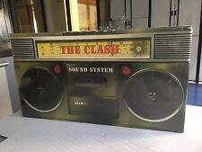 THE CLASH - SOUND SYSTEM - 12 DISC BOX SET - TONS OF BONUS ITEMS