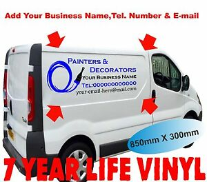 2 x Vehicle Sign Writing Self Adhesive Vinyl Graphics Sign Making Waterproof - Crawley, United Kingdom - 2 x Vehicle Sign Writing Self Adhesive Vinyl Graphics Sign Making Waterproof - Crawley, United Kingdom