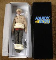 Joe Hardy Boys Robert Tonner Doll Unused Original Box Complete
