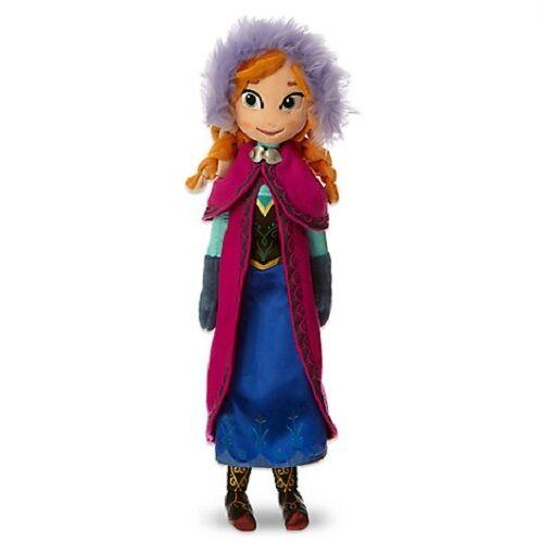 "Disney Frozen Plush Soft Stuffed Doll Toy Anna 20"" tall Toys & Hobbies"