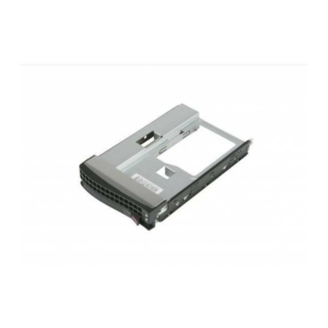 Supermicro MCP-220-00118-0B Gen5.5 Tool-Less 3.5in to 2.5in Converter Drive Tray