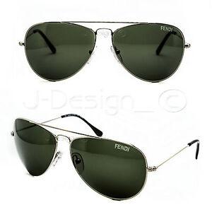 e8cf0e1f46 Fendi FS5119 718 Light Gold 62 13 130 Sunglasses Made in Italy - New ...