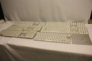 Lavoro-Lotto-X-6-TASTIERE-APPLE-A1243-A1314-e-1-x-Touch-Pad-di-ricambio-e-riparazione