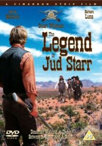 Nuovo Cimarron Strappo - The Legend Of Jud Starr DVD (PFDVD1226)