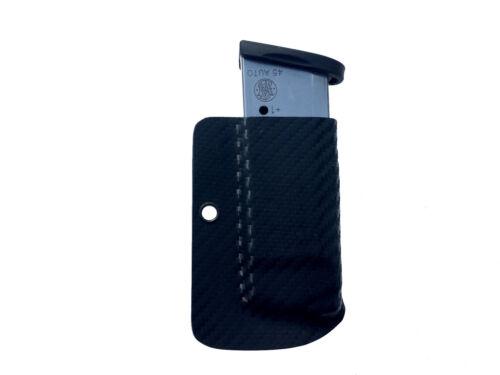 SW M/&P Shield 9//40 Magazine IWB Kydex Holster Mag Clip Custom Kydex IWB Holster