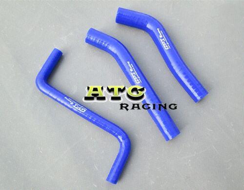 For Honda TRX450R TRX450 2006 2007 2008 2009 08 09 Silicone Radiator Hose BLACK