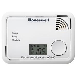 Honeywell Xc100d Monoxyde De Carbone Alarme-afficher Le Titre D'origine Yl6kwkps-08002201-793919167