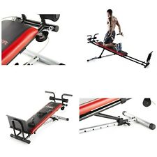 Bayou Fitness Total Trainer Power Pro Home Gym Ebay