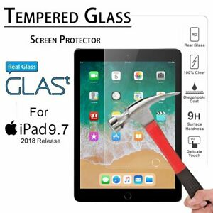For-New-iPad-6th-Gen-9-7-inch-2018-A1893-A1954-Tempered-Glass-Screen-Protector