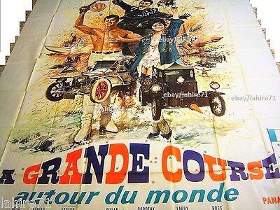 PHOTO LA GRANDE COURSE AUTOUR DU MONDE NATALIE WOOD //11X15 CM #1