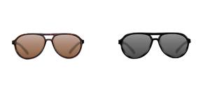 Kopfbekleidung Bekleidung Korda Sunglasses Aviator Grey Sonnenbrille Polbrille Polarisationsbrille Brille