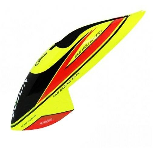 H0920-S Mini Comet Canopy Yellow Red