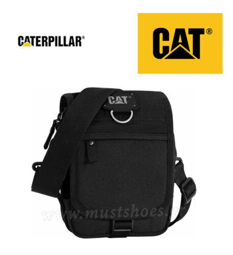 CATERPILLAR CAT 83439 SHOULDER BAG BLACK