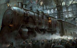 Steampunk-City-002-Art-Gallery-Grade-Canvas-Wall-Art-32-034-x47