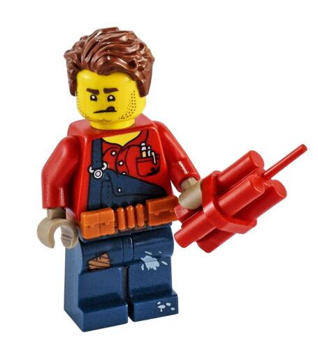 LEGO® Minifigs City cty1074 60268 Harl Hubbs