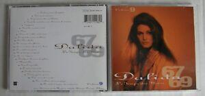 DALIDA-CD-VOLUME-9-LE-TEMPS-DES-FLEURS-67-69