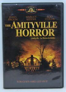 The-Amityville-horror-DVD-James-Brolin-Margot-Kidder-Rod-Steiger