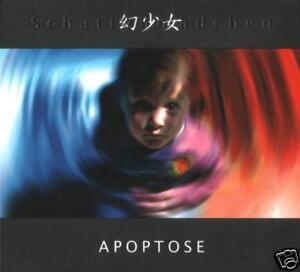APOPTOSE-Schattenmaedchen-CD-KIRLIAN-CAMERA-Triarii-Arditi-Toroidh-Legionarii