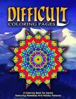 Difficult Coloring Pages - Vol.6: Coloring Pages for Girls by Jangle Charm, Coloring Pages for Girls (Paperback / softback, 2016)